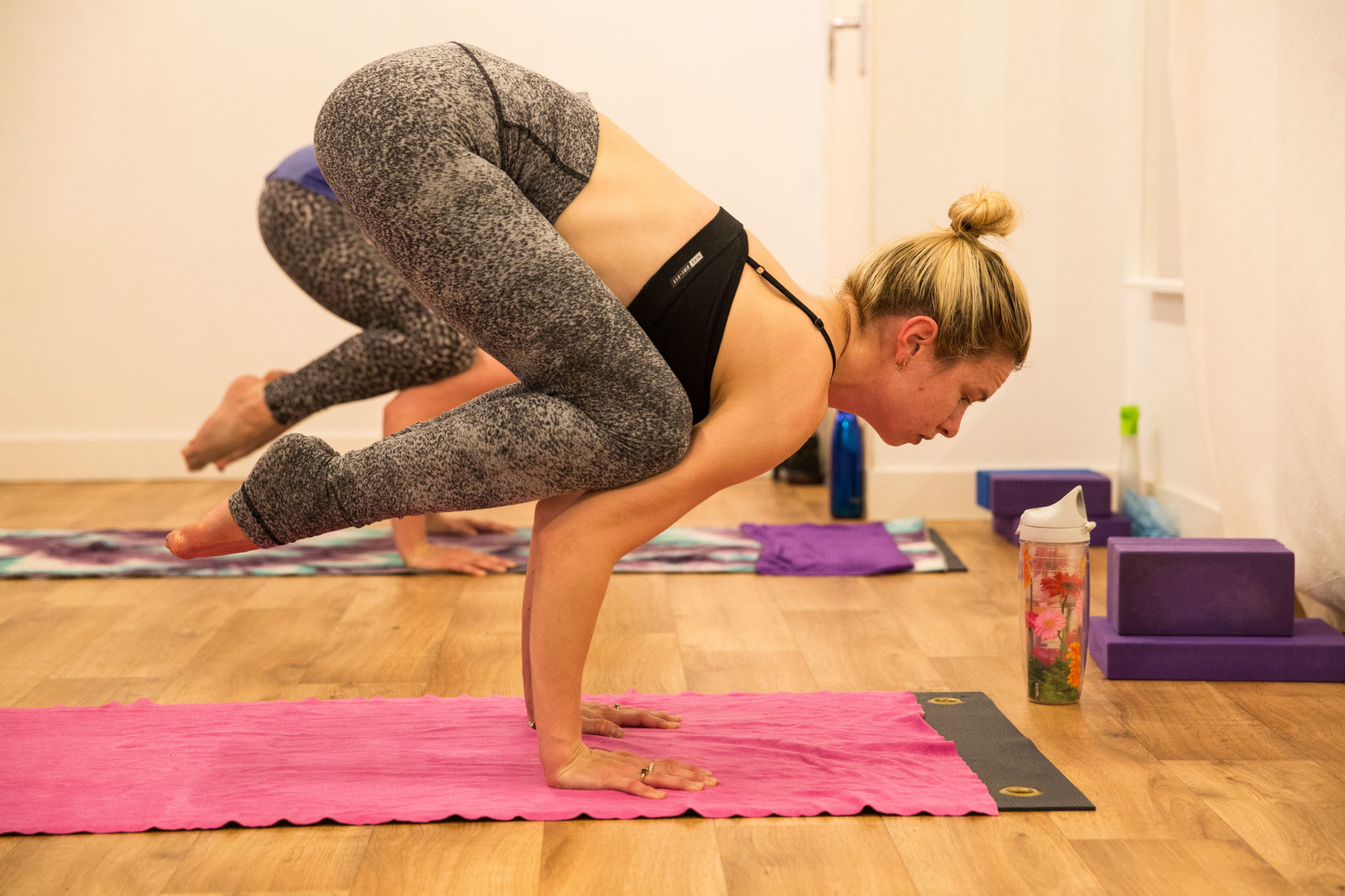 Yoga and Hot Yoga: Deeper Through Anatomy