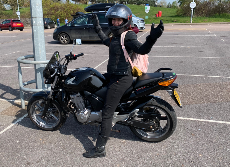 Motorbikes and Breaking My Back: The Accident and Aftermath