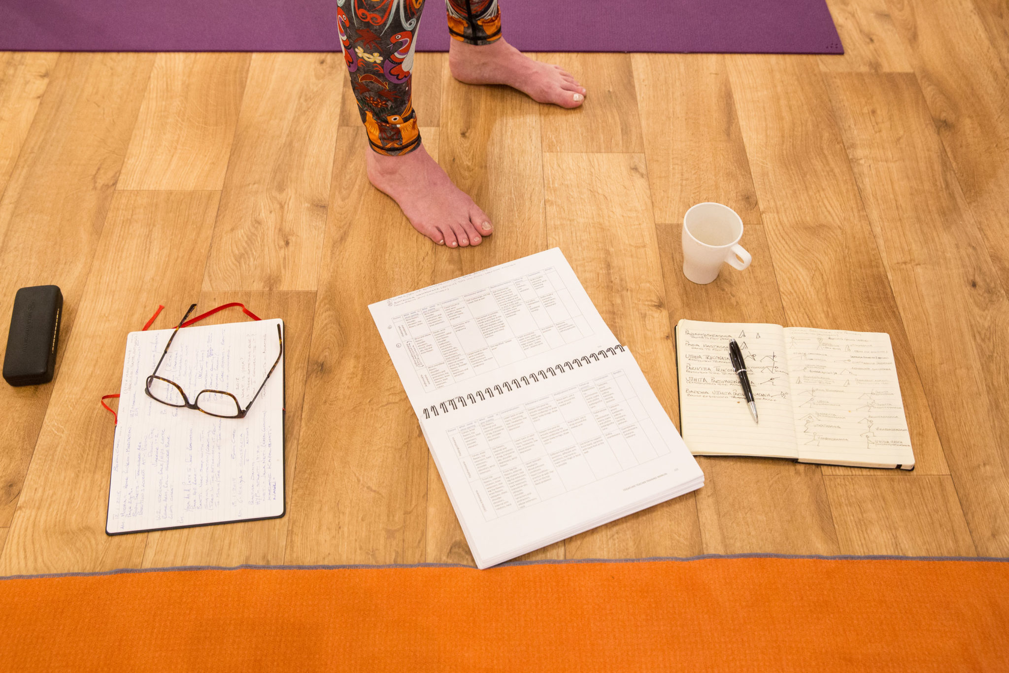 The Stormy Middle: Half-way Through Yoga and Hot Yoga Teacher Training