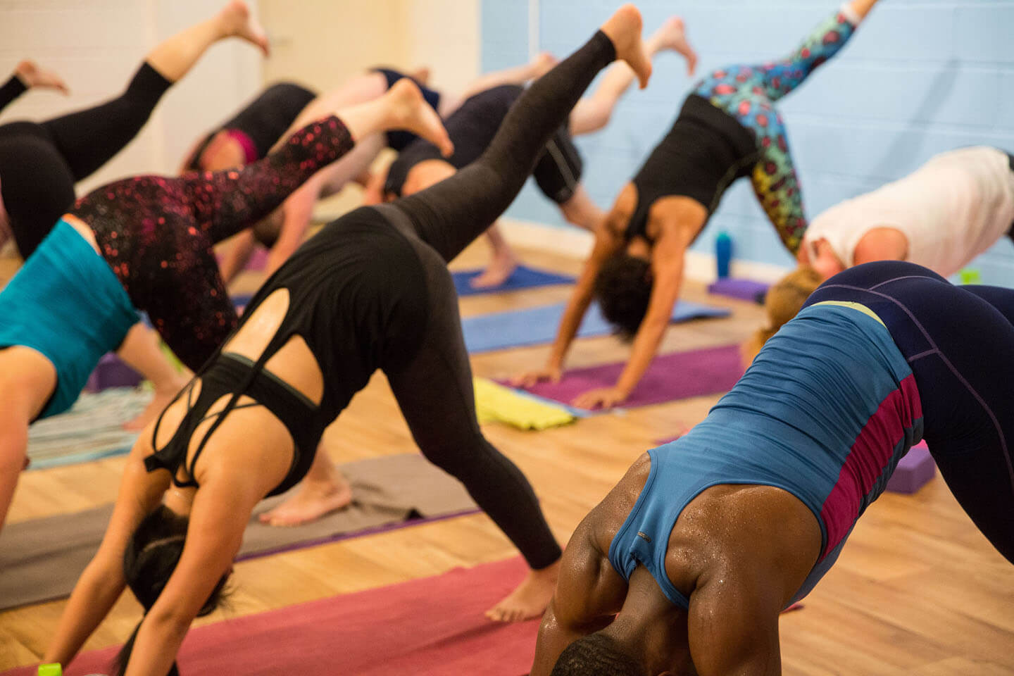 Why are more and more Yoga studios using Heat?
