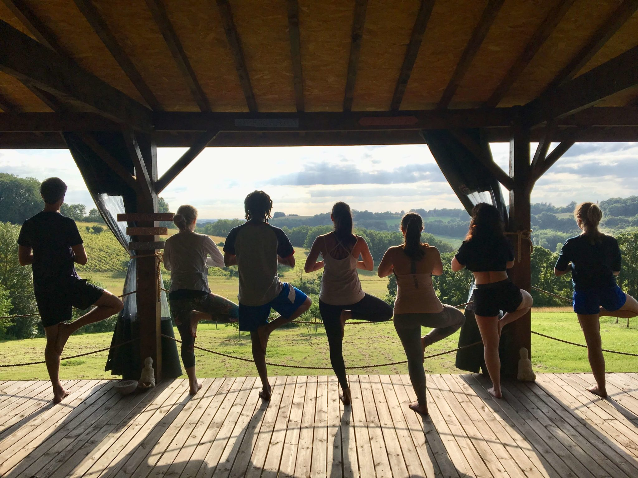 8 Reasons why you would love a Yoga holiday