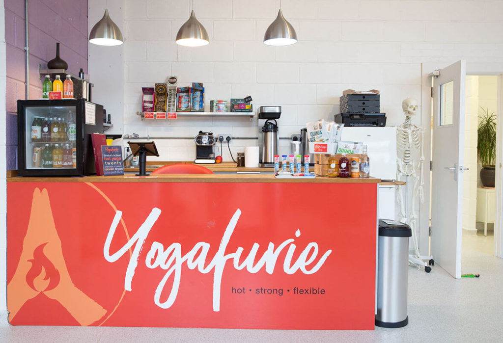Yoga Studio Bristol Store