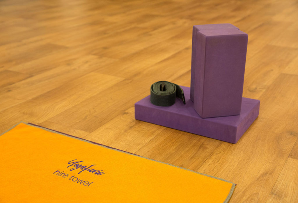 Yoga Studio Bristol Flooring