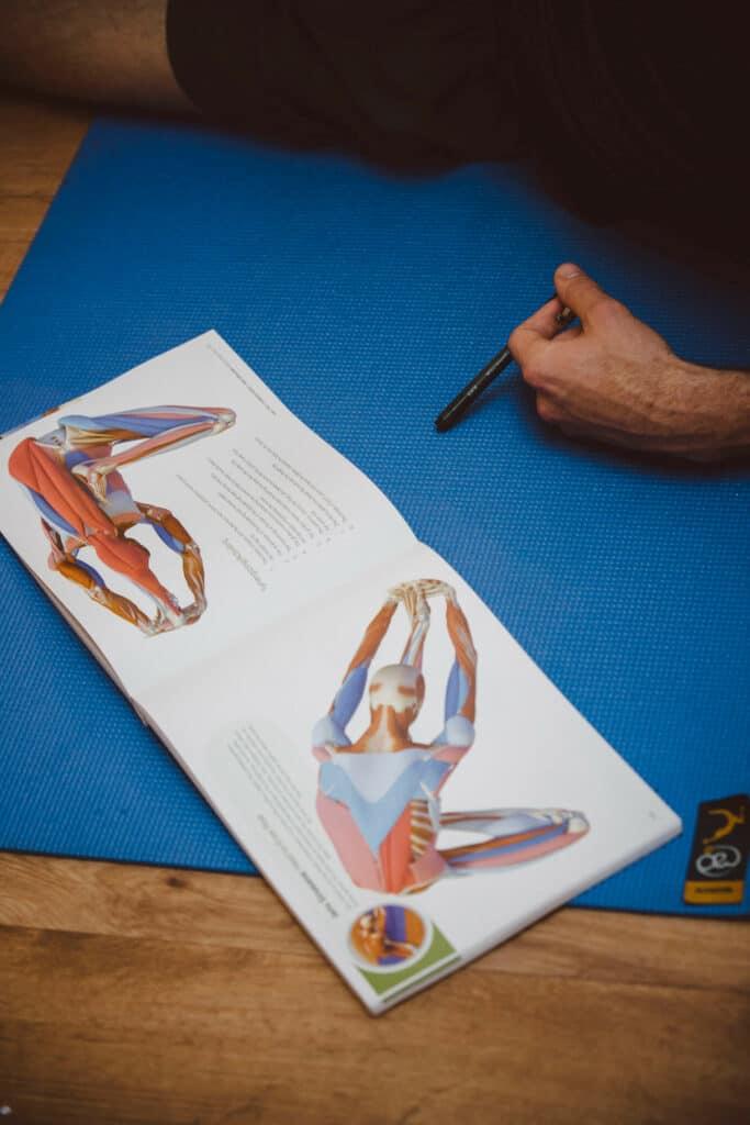 anatomy learning teacher training