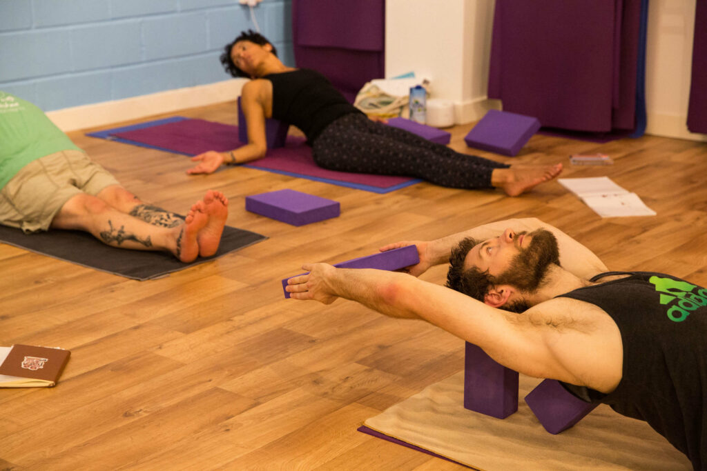 props comfort support yoga