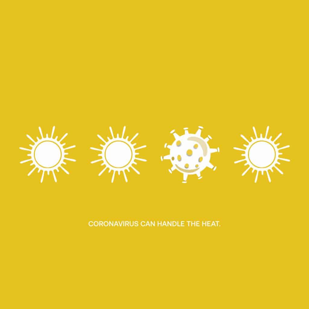 coronavirus hot yoga heat coronavirus can handle the heat