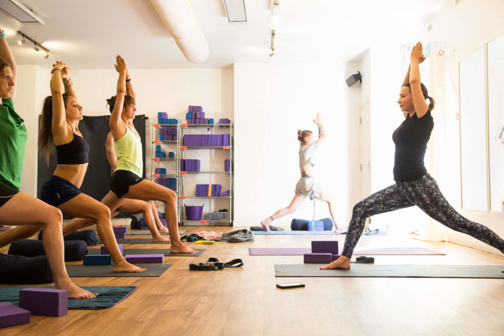 Yogafurie Teacher Training Assessment Class