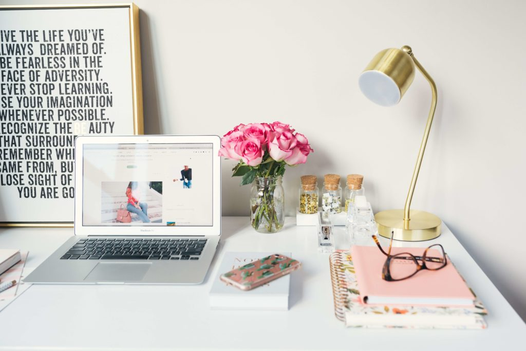 Building your own brand and website takes work and effort