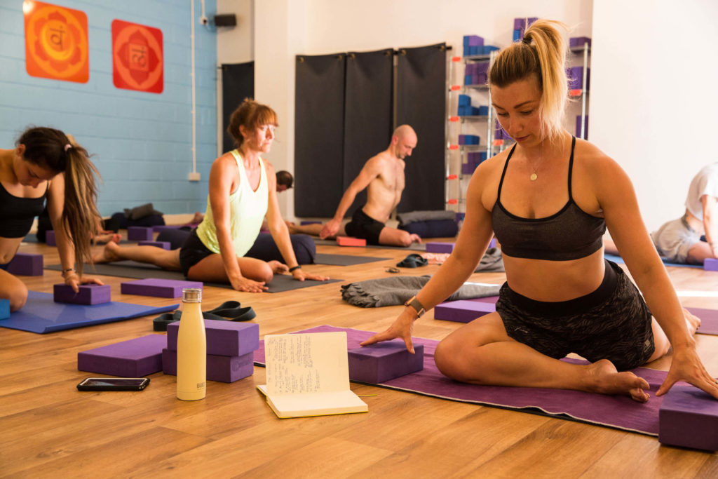 Our hot yoga training courses set you on the right path.