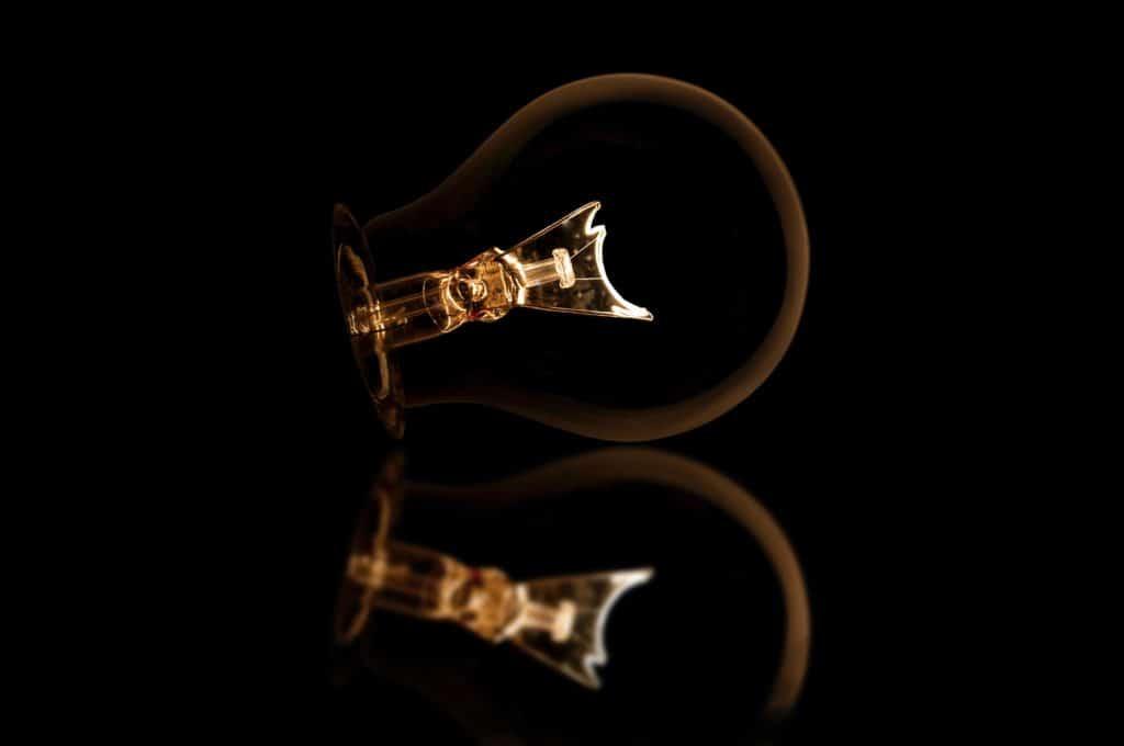 A lightbulb moment