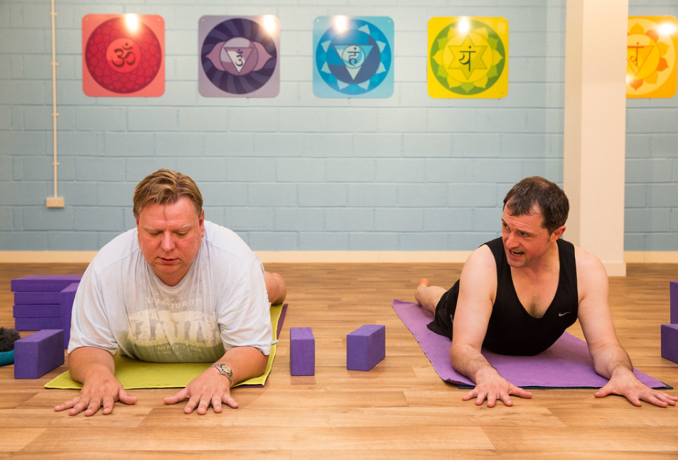 hot yoga for beginners classes