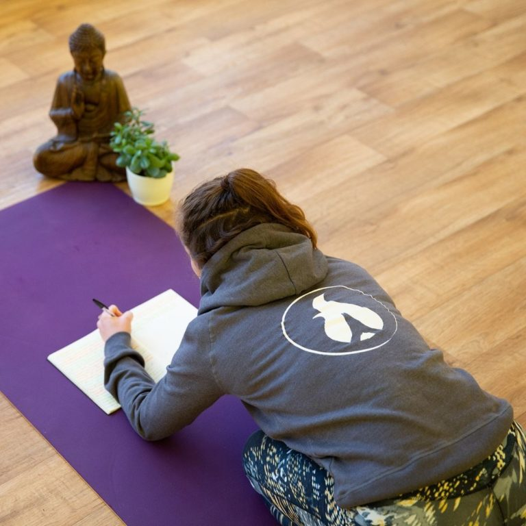 yoga for anxiety 13