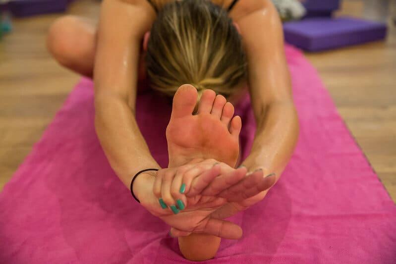 26&2 Bristol Hot Yoga class