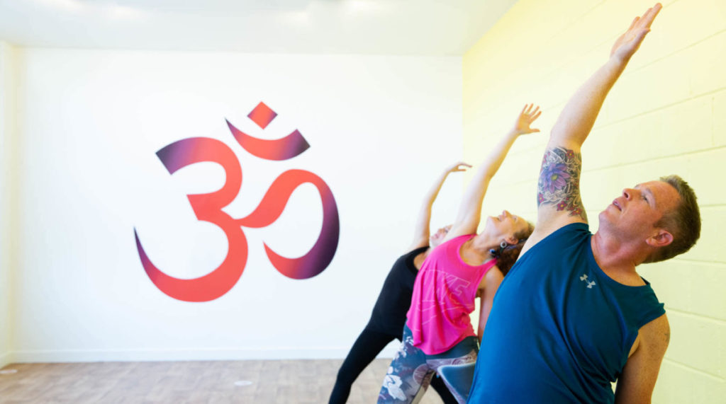 james, general manager, taking on yogafurie's 200 hour teacher training course