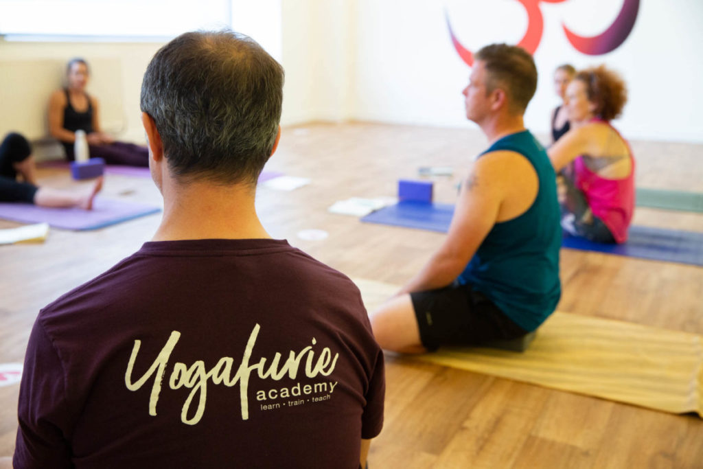 yogafurie class in bristol, yoga teacher training course to help shift mindset and priorities